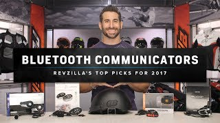 Best Motorcycle Bluetooth 2017 at RevZilla.com