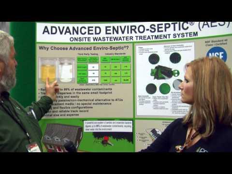 Presby Environmental Inc. -  Advanced Enviro-Septic Wastewater Treatment System