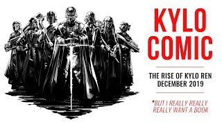 The Rise of Kylo Ren - New Star Wars comic series coming December 2019