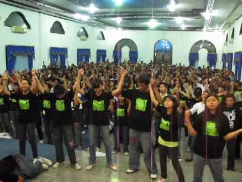 CHRISTIAN YOUTH FIRE CONFERENCE(Solo City, Philippines)