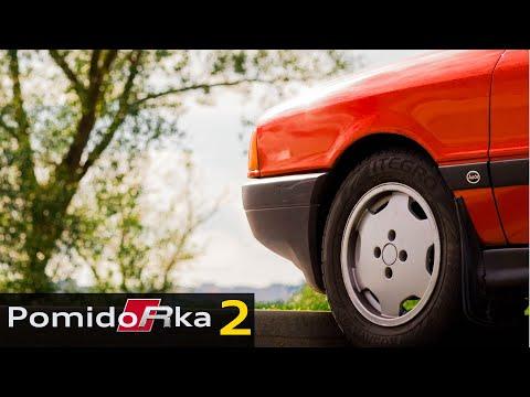 Audi 80. Диски, шум в дверях и американский стиль