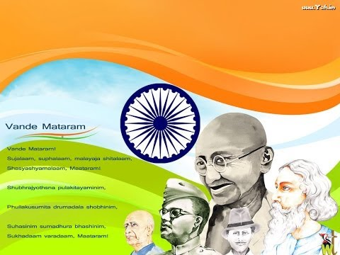Vande Mataram |Jai Hind| |HD| Song