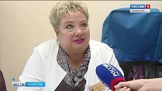 В Лаишевской ЦРБ прошло обучение для врачей детского отделения
