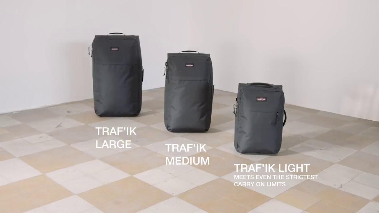 b956b10264947 Torba na kółkach Traf'ik Light S - Eastpak - Torby na kółkach - sklep  internetowy turystyczny TrekkerSport Poznań