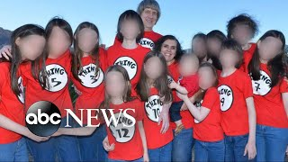 Video shows captive California siblings after their parents' arrest