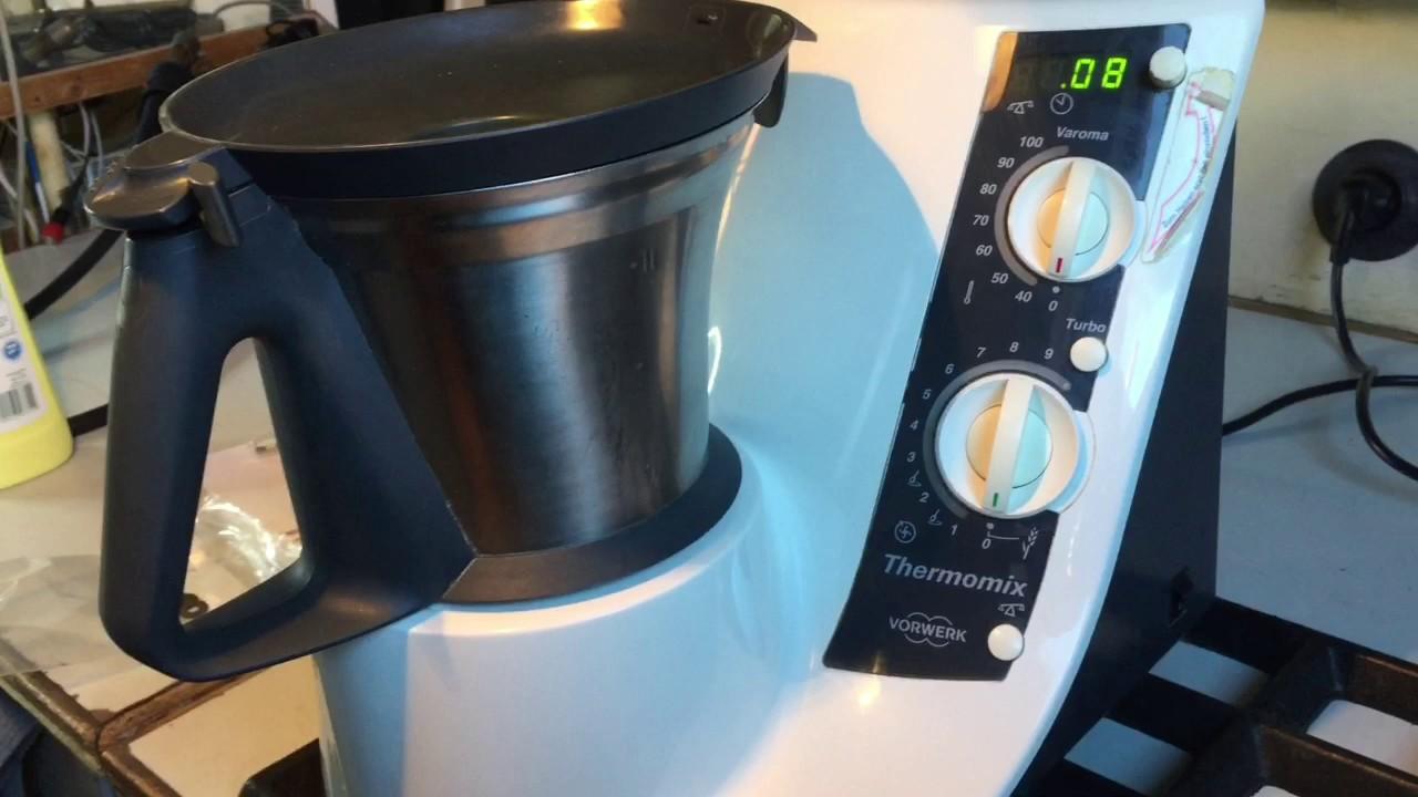 Thermomix TM21 Temperatursensor