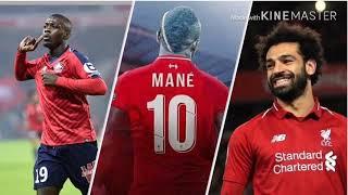 Sadio Mané, Salah, Pépé, Ziyech, Mbaye Diagne : Qui est le meilleur joueur africain en Europe?