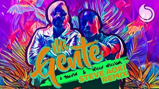J Balvin & Willy William - Mi Gente (Steve Aoki Remix)