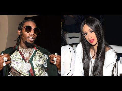Download Youtube: Is Offset TRIPPING Having Cardi B's Name Tattooed On His NECK?!?!