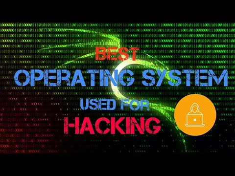 🔴 Best os (operating system) used by hackers