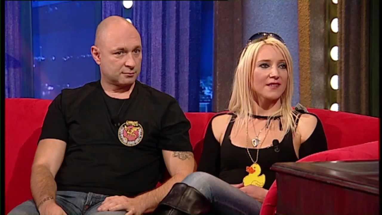 Show Jana Krause 19. 11. 2010 - 1. Mirjam a Daniel Landovi
