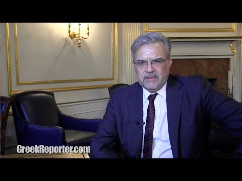 Piraeus Bank CEO Christos Megalou on Greece and Investments