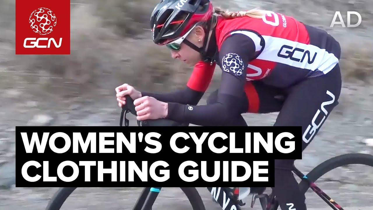 Cycling Clothing Emma S Guide To Women S Cycle Clothing What Cycling Kit To Wear