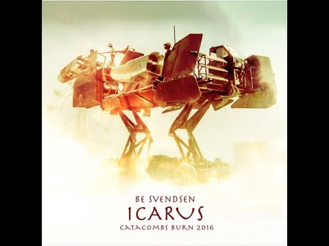 Be Svendsen Live on Icarus - Burning Man 2016