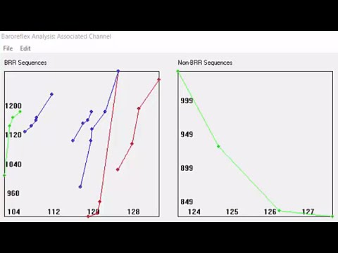 Cardiac Baroreflex Analysis Using Hemolab Analyzer Software