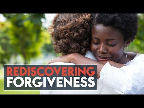 Rediscovering Forgiveness - Swedenborg and Life