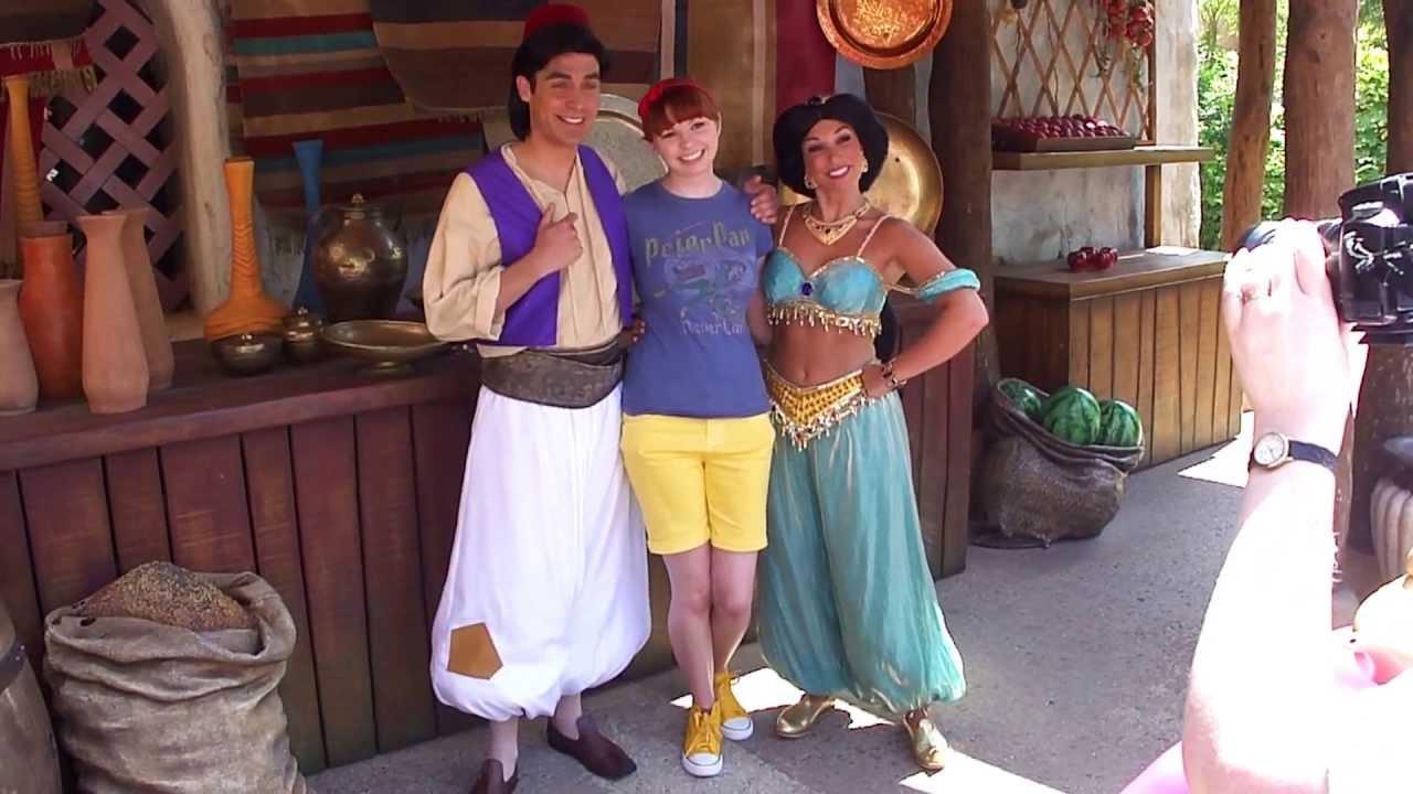 Princess Restaurant Disneyland Paris