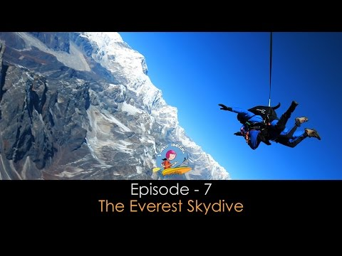 Sammy Adventures Ep 7: The Everest Skydive