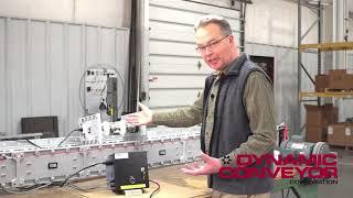 Cable E Stop for DynaCon Modular Conveyors