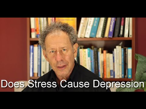 does-stress-cause-depression?