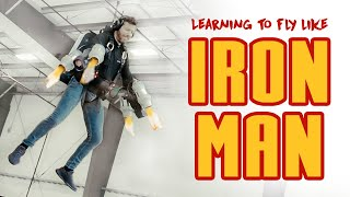 Testing The Jet Suit - Learning To Fly Like Iron Man