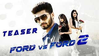 Teaser I Ford Vs Ford 2 I Shivjot I Sara Gurpal I Full Video Coming Soon..