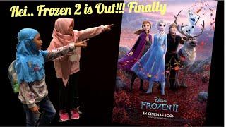 Frozen 2 with Friends XXI Amplaz Yogyakarta