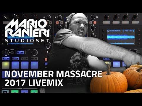 Studioset Mario Ranieri - November Massacre 2017