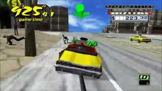 Crazy Taxi Gameplay (PC HD) [1080p]