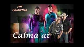 Marcos e Belutti Part. Fernando e Sorocaba - Calma ai (Lançamento 2013 CD Cores)