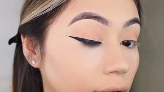 updated winged eyeliner tut๐rial 😜