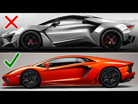 Here's the problem with the Fenyr Supersport design