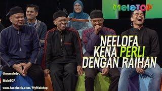 Nabil perli Neelofa sebab lagu Sepohon Kayu | Raihan, Alif Satar | MeleTOP MP3