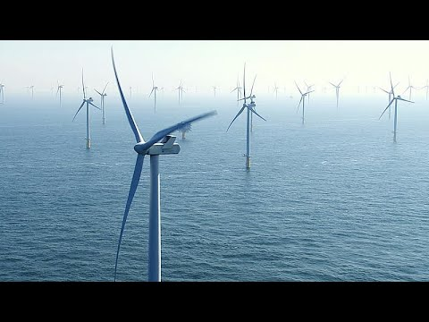 How close can offshore wind carry Europe towards carbon neutrality?