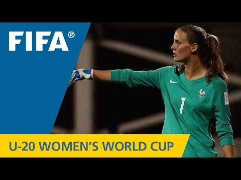 MATCH 28: GERMANY v FRANCE - FIFA Women's U20 Papua New Guinea 2016