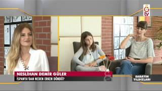 Sarayın Yıldızları | Konuk - Neslihan Demir Güler ve Zeynep Darnel (12 Haziran 2017)