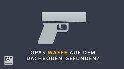 Welche Strafen drohen bei illegalem Waffenbesitz? #fragBR24💡 | BR24