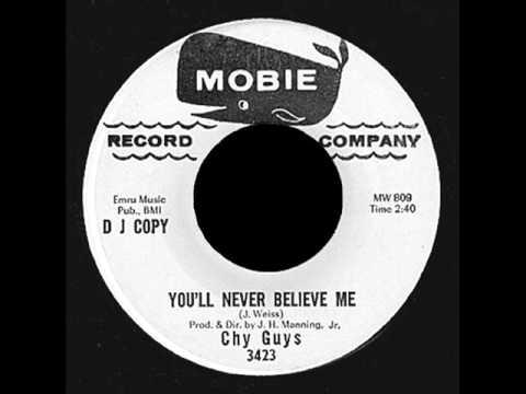 Chy Guys - Say Mama (Singles) - 1967 [Garage Rock]