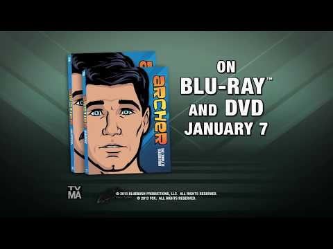 Archer Season 4 On Blu-ray & DVD January 7th | FOX Home Entertainment