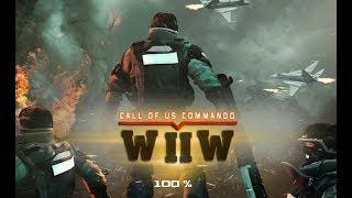 Call Of US Commando - World War 2 Battleground WW2 (Android Gameplay) Action