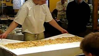 Strudel Making in Budapest