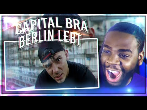 CAPITAL BRA - BERLIN LEBT REACTION!!