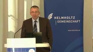 Vorlesung Prof. Dr. Bernd Hansjürgens, Helmholtz-Humboldt-Sonntagsvorlesung 1. April 2012