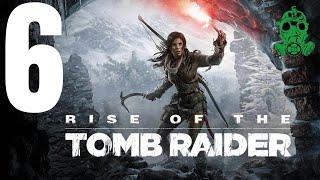 CZ let's play|rise of the tomb raider|menší hádanka|part 6