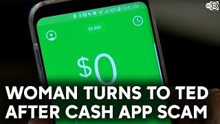 Turn To Ted: Cash App Scam