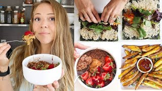 VEGAN MEAL PLAN FOR MAXIMUM WEIGHT LOSS #1