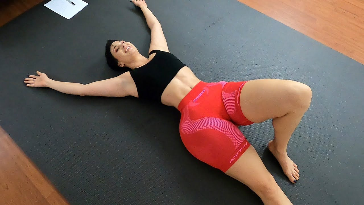 HOT Slim Abs Home Workout!!! - YouTube