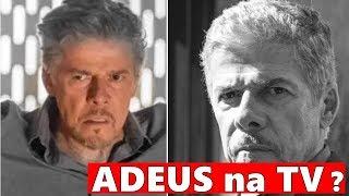 Triste, aos 69 anos, Ator Jose Mayer apos afastamento na Globo, fim de carreira?
