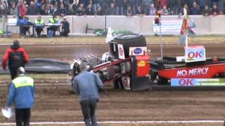 Gompie Stroe 2011 - crash