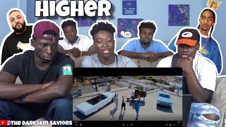 DJ Khaled - Higher ft. Nipsey Hussle, John Legend(Reaction)
